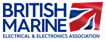 Member of British Marine Electrical and Electronics Association